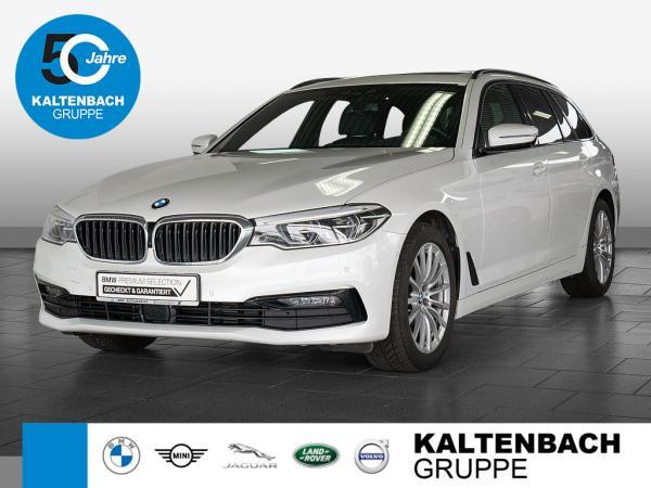 BMW 520 d Touring xDrive Sport Line SITZBELÜFTUNG