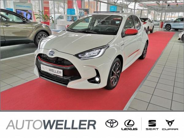 Toyota Yaris 1,5l Hybrid Club +Comfort-Paket +Tokio-Fusion