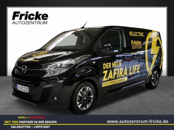 Opel Zafira Life e Elegance M/Leder/Navi/Keyless/HUD/ACC/Rückfahrkam.