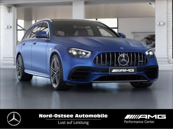 Mercedes-Benz E 63 AMG S 4M+ T --- Facelift/MAGNO/Fahrassistenten