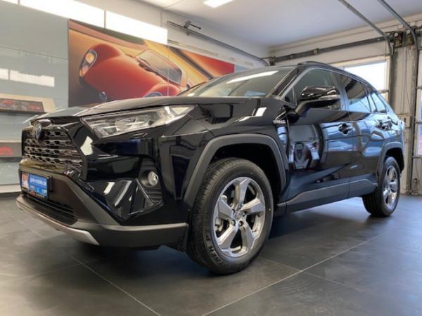 Toyota RAV4 leasen