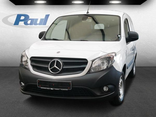 Mercedes-Benz Citan 111 KA Klima+AHK+DAB+Sitzheizung