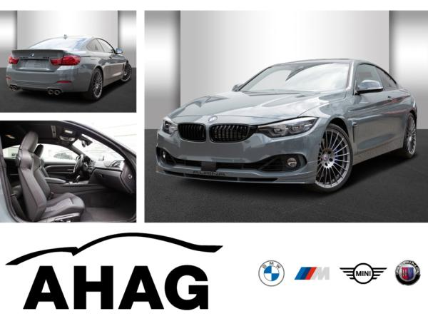 Alpina B4 S Coupe Edition 99 / 306 km/h / 452 PS / 0-100 in 4,2s / Sofort verfügbar!