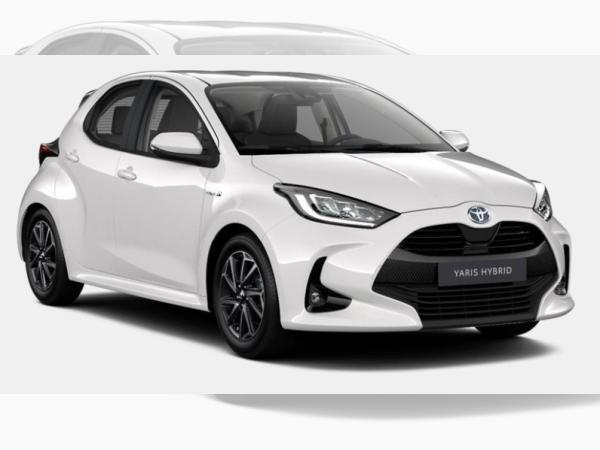 Toyota Yaris 1,5 L Hybrid Club *Chrompaket*