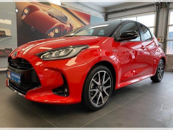 Toyota Yaris 1.5 L Hybrid Premiere Edition