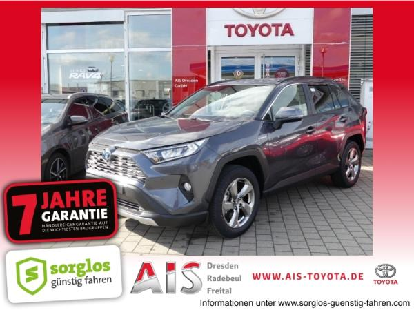Toyota RAV 4 2.5 Hybrid Comfort 4x2 Apple CarPlay
