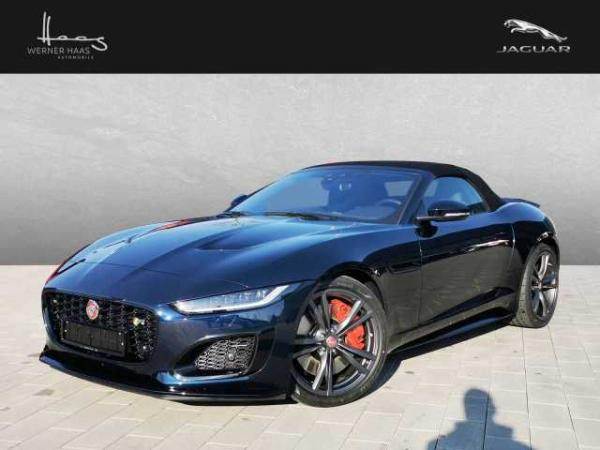 Jaguar F-Type Cabriolet F-Type Cabriolet P575 AWD Aut. R *- neues Modell - 20 Zoll, Kühlbare Sitze