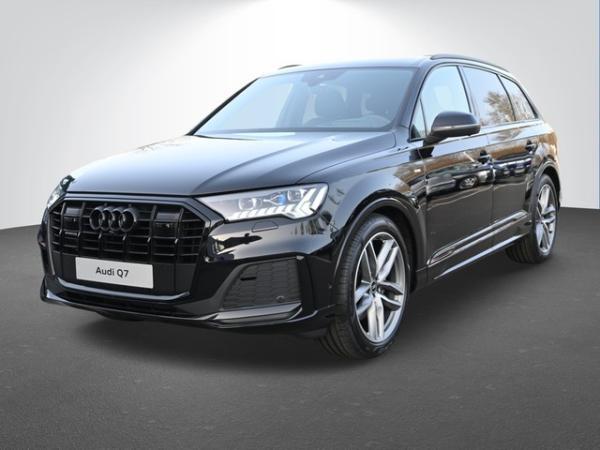 Audi Q7 S line 50 TDI quattro tiptronic 7-Sitzer