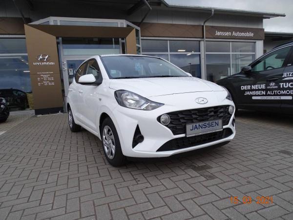 Hyundai i10 New 1.0 Benzin Select Funktionspaket