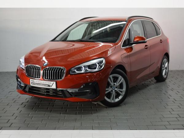 BMW 225 xe Active Tourer Luxury Line/Navi+/Head-Up/Driv.Ass/Hifi/LED/Kamera/Lenkradheizung/DAB/
