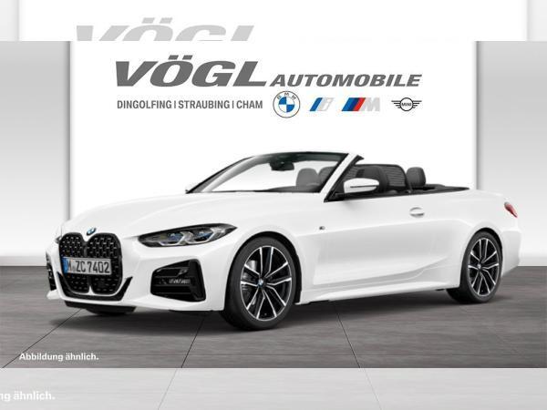 BMW 420 i// Cabrio// M Sport// Head-Up