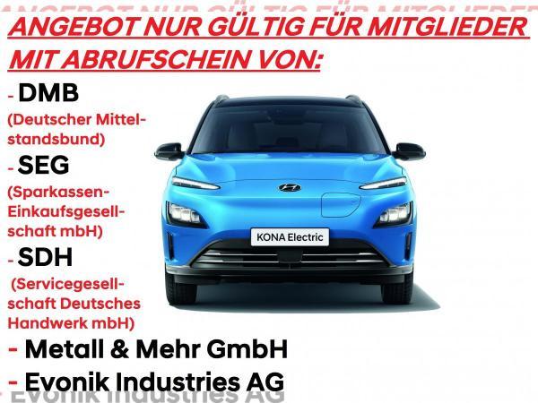 Hyundai KONA EV MY21 100kW AKTION NUR MIT ABRUFSCHEIN!!!