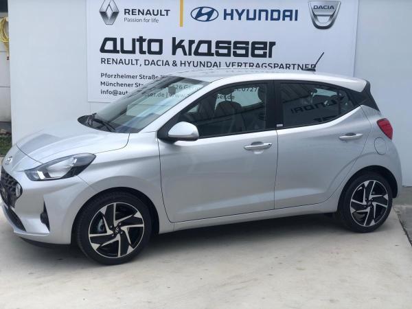 Hyundai i10 Sitzheizung & Einparkhilfe
