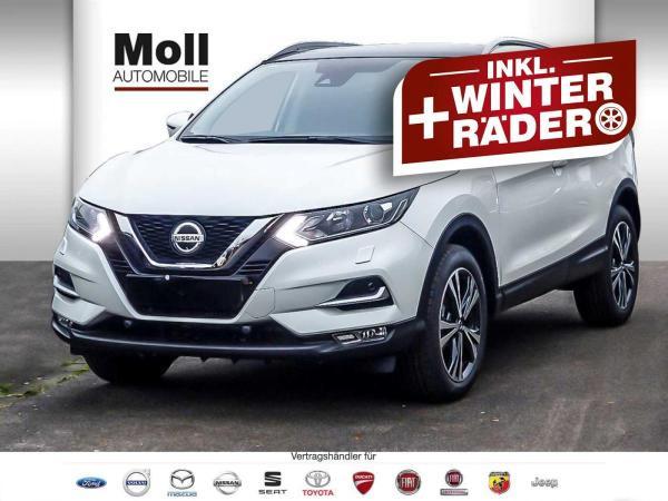 Nissan Qashqai 140 PS Zama RunOut Aktion inkl. Winterräder *nur 30 Stück* bis 30.06.21