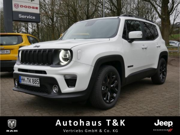 Jeep Renegade Limited1.3 T-GDI EU6d LED NAVI BLACK-PACK