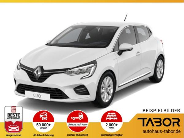 Renault Clio INTENS TCe 90 ParkAssist Kam PDC vo/hi
