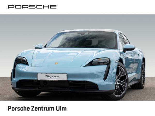 Porsche Taycan Luftfederung, BOSE, Performancebatterie+, Spurwechselassistent