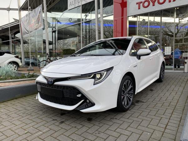 Toyota Corolla TS 2,0l Team D + Technik Paket *ANGEBOT*