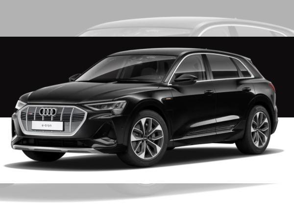 Audi e-tron 55 s-line **nur bei Schwerbehinderung**