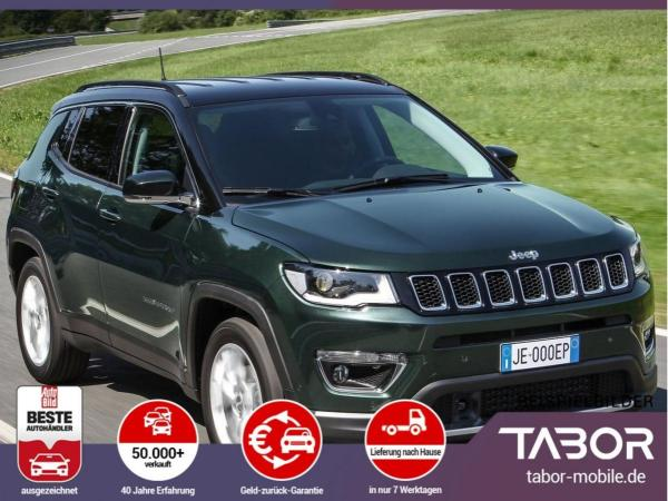 Jeep Compass 1.3 GSE 150 DCT Longit Keyl SHZ PDC