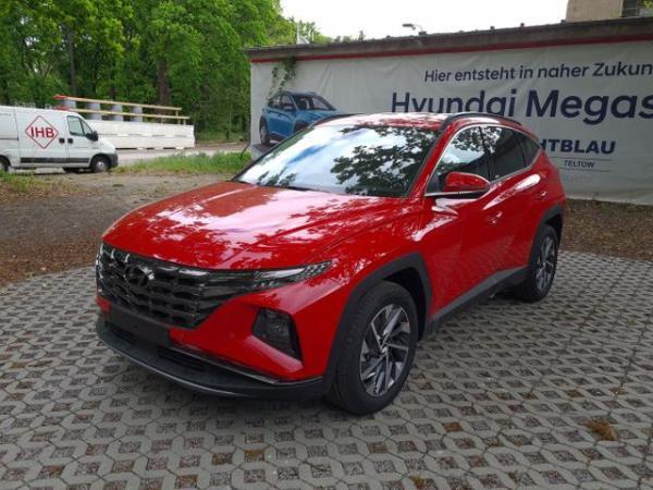 Hyundai Tucson Trend Mild-Hybrid 2WD 1.6 CRDi DCT (+4...