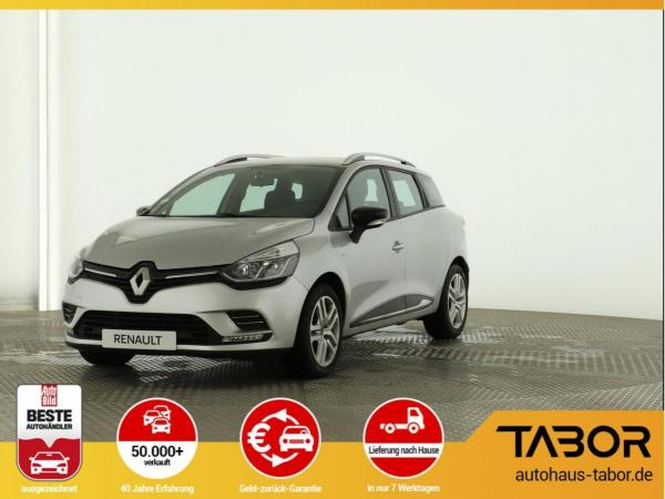 Renault Clio IV Grandtour 0.9 TCe 75 Limited R&GO