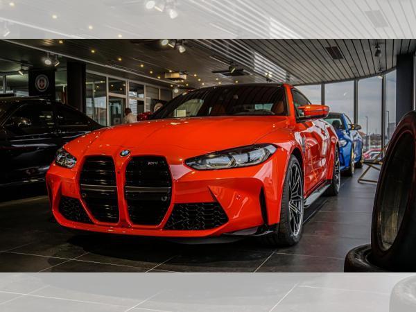 BMW M4 Coupé / M Driver´s Package / Innovationspaket / Laserlicht / SOFORT VERFÜGBAR