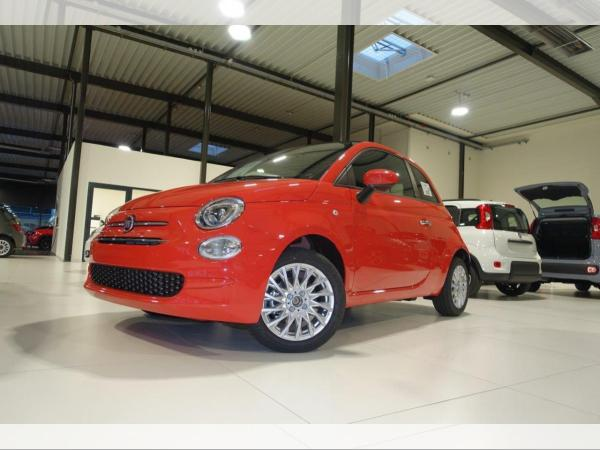Fiat 500C Lounge Hybrid *PDC, CarPlay, Tempomat*