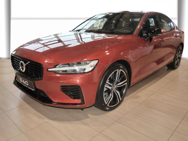 Volvo S60 Recharge T8 AWD R-Design