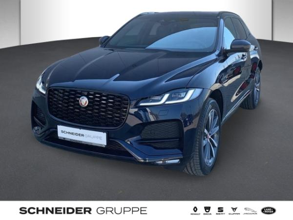 Jaguar F-Pace P400e AWD S BLACK PACK+PANORAMADACH+NSW