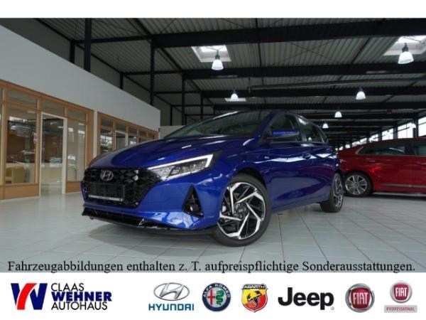 Hyundai i20 1,0 T-GDI 48V Intro Automatik mit Navi sofort Lieferbar