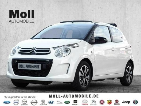 Citroën C1 Klima Sitzheizung Rückfahrkamera **sofort verfügbar**