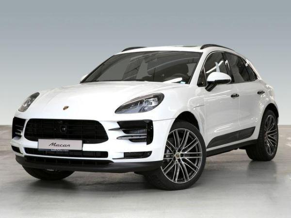 Porsche Macan S - sofort verfügbar