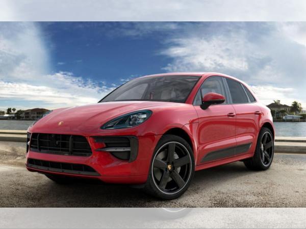 Porsche Macan S in GTS Optik - Wunschaussttung möglich