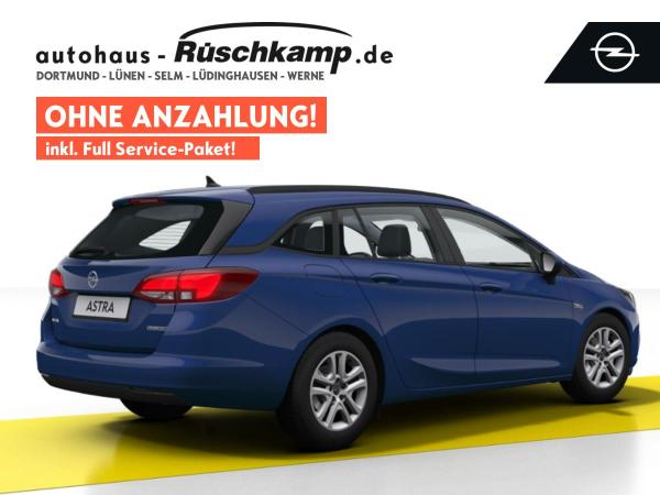 Foto - Opel Astra Sports Tourer Edition 1.4 + NAVI + Full-Serviceflat = ALL INCLUSIVE