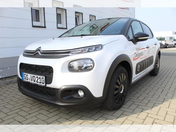 Citroën C3 Shine PT 110 Navi Glasdach Keyless