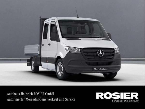 Mercedes-Benz Sprinter Pritschenwagen Doppelkabine 316 CDI - Neuwagen - sofort verfügbar