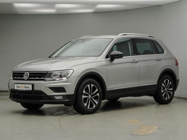Volkswagen Tiguan 2,0 TDI BMT - IQ.Drive - AHK ACC Navi Telefon