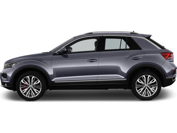 VW T-Roc leasen