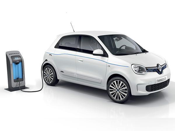 Renault Twingo ELECTRIC ZEN INKL.BATTERIE