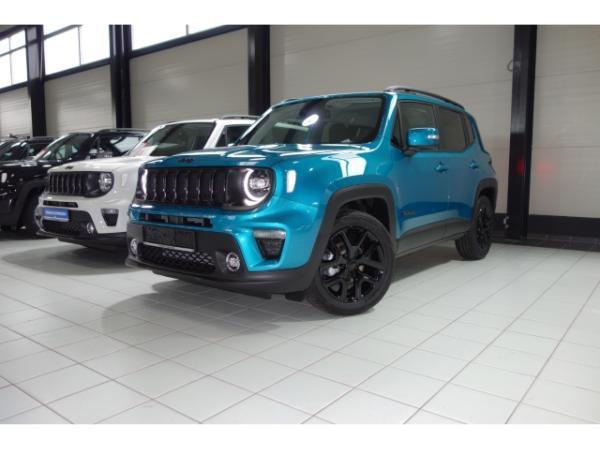 Jeep Renegade Limited Black Edition 1.0 T-GDI NAVI
