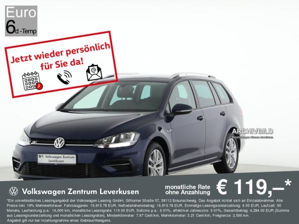 Volkswagen Golf Variant R-Line Comfortline ab mtl. 119€¹ NAVI ACC KAMER (Nur bei Inzahlungnahme)