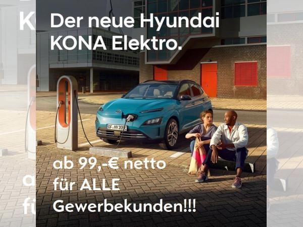 Hyundai Kona Elektro *99,- Netto AKTION*FÜR ALLE GEWERBEKUNDEN*0,25%*