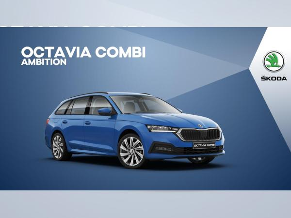 Skoda Octavia Combi Ambition 1,4 TSI iV HYBRID, 6-Gang-DSG