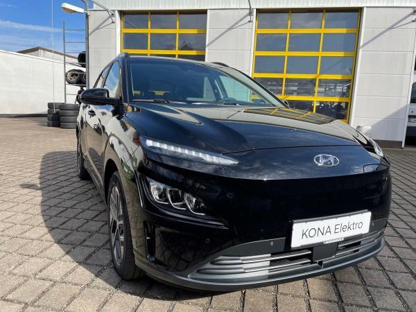 Hyundai Kona Elektro FACELIFT MJ2021+ SELECT + Sitzheizung+ Rückfahrkamera + Apple CarPlay und Android Auto+ BESTELLAKTIO