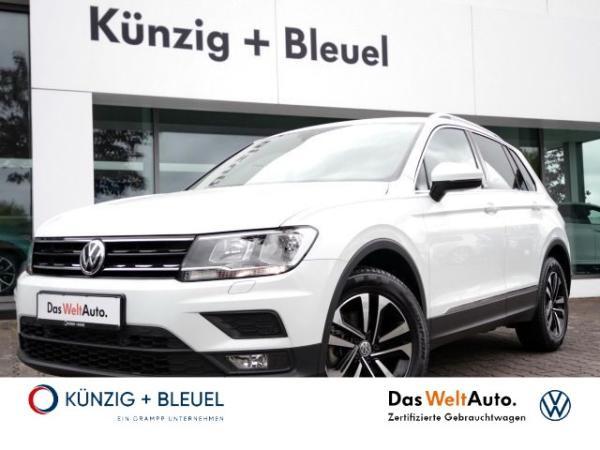 Volkswagen Tiguan Comfortline 2.0 TDI AHK Navi App SHZ