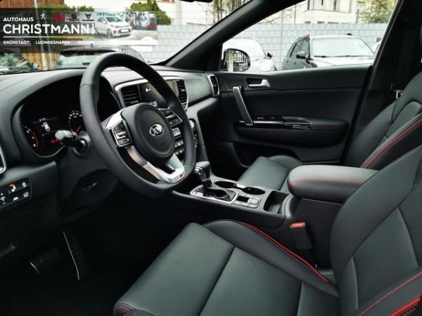 Kia Sportage 2.0 CRDi MILD HYBRID GT LINE 4WD *GLASDACH* *TECHNOLOGIE*