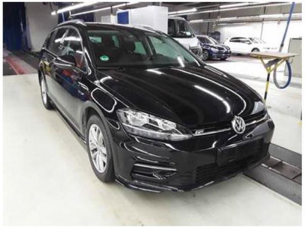 Volkswagen Golf VII Variant 2.0 TDI DSG R-Line Comfortline Rückfahrkamera Einparkhilfe Navi Garantie Leichtmetallfel