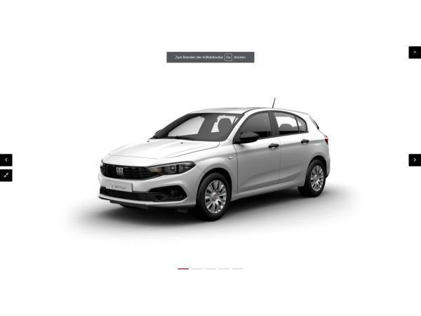 Fiat Tipo Neues Modell / Frei Konfigurierbar