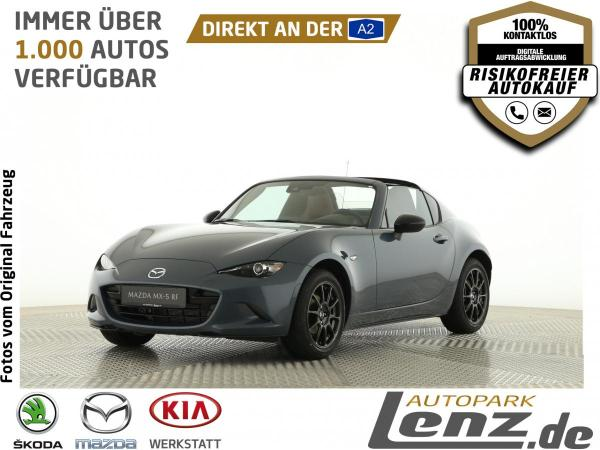 Mazda MX-5 RF Edition100 MATRIX LEDER NAVI RFK 0,99%